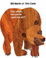 Oso Pardo, Oso Pardo, ¿Qué Ves?