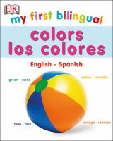 My First Bilingual Colors